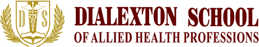 Dialexton School of Allied Health Professions Logo